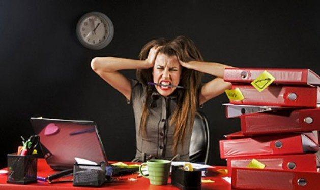 Стрессовые ситуации для бухгалтеров - не редкость