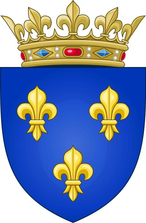 Символ французского королевского дома
