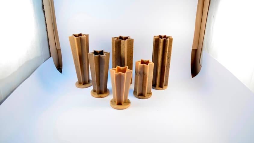 Силиконовые и пластиковые формы для свечей