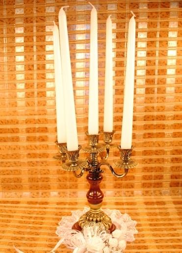 Столовые свечи
