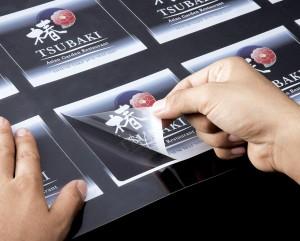 Производство самоклеющейся пленки с изображением как бизнес